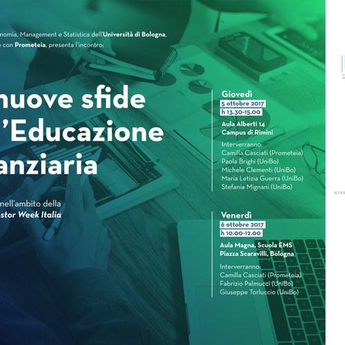 Workshop Educazione Finanziaria